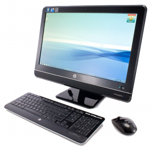 HP Compaq pro 6300 All in One PC