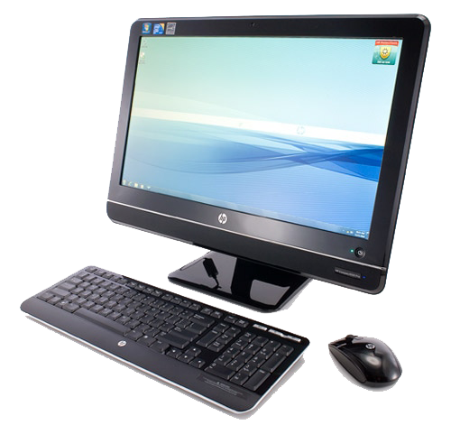 HP Compaq 6000 Pro All in One PC
